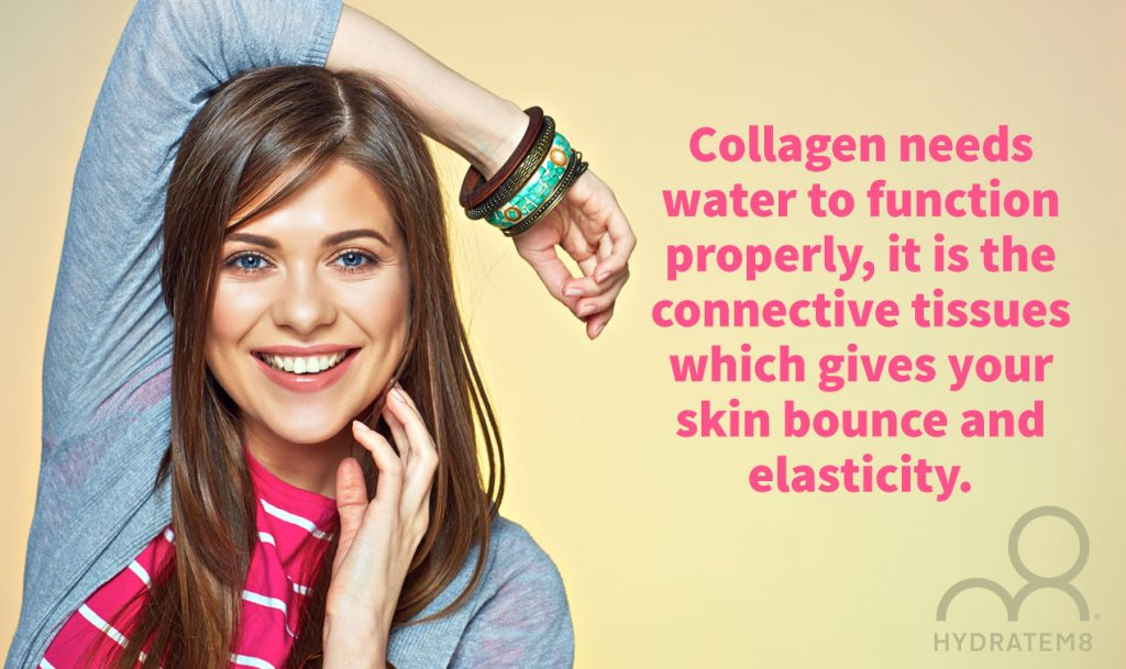 water-to-look-younger-collagen