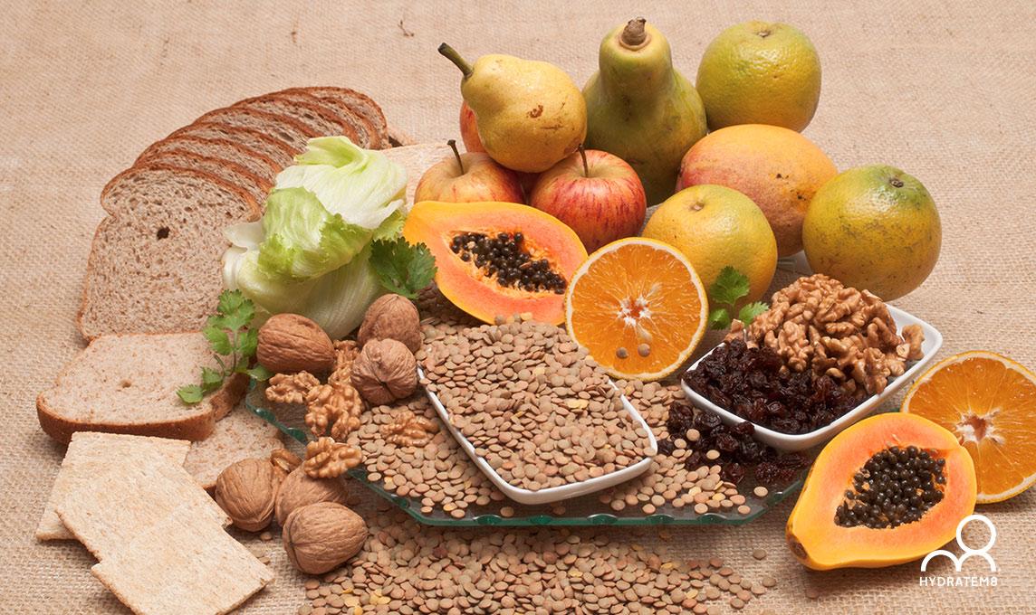 Digestion Aids Health Food
