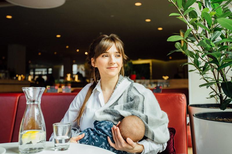 Hydration and breastfeeding