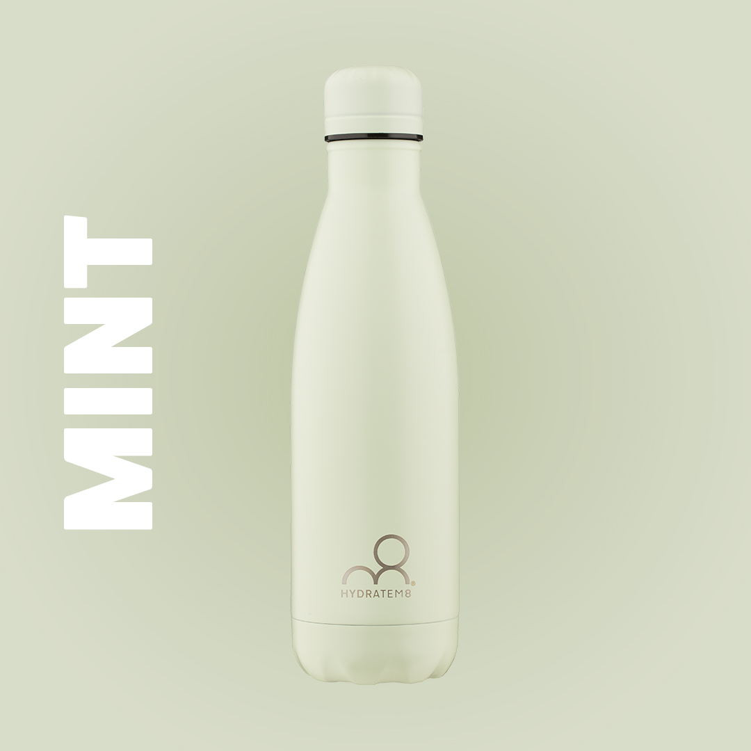 MINT INSULATED WATER BOTTLE