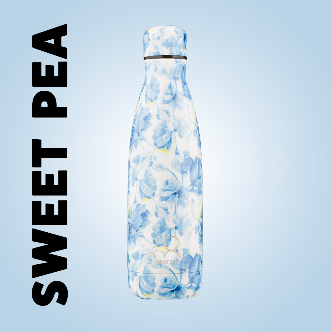 SWEET PEA INSULATED WATER BOTTLE copy 2