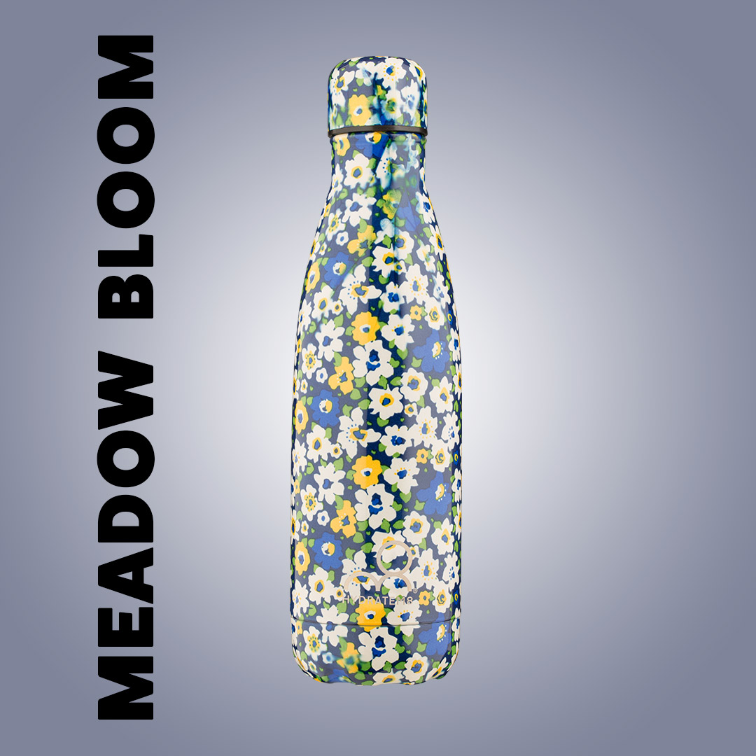 medow bloom INSULATED WATER BOTTLE copy 3