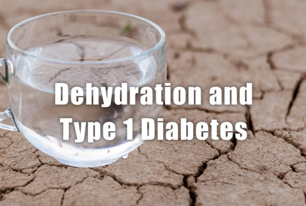 dehydration and type 1 diabetes