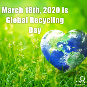 global recycling day