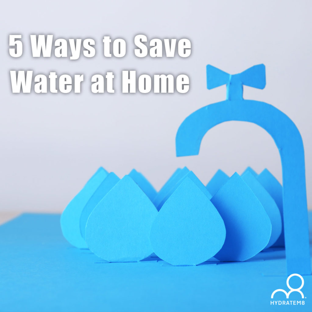 Reduce your water usage