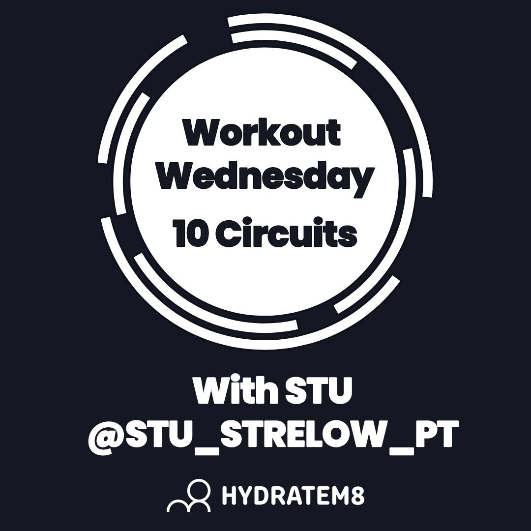 10 circuits workout