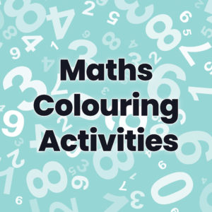 Maths Colouring Activities
