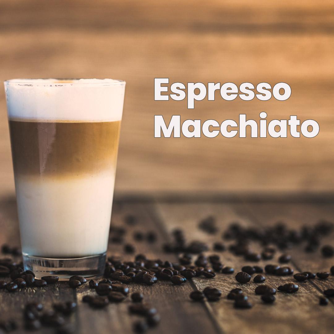 espresso macchiato