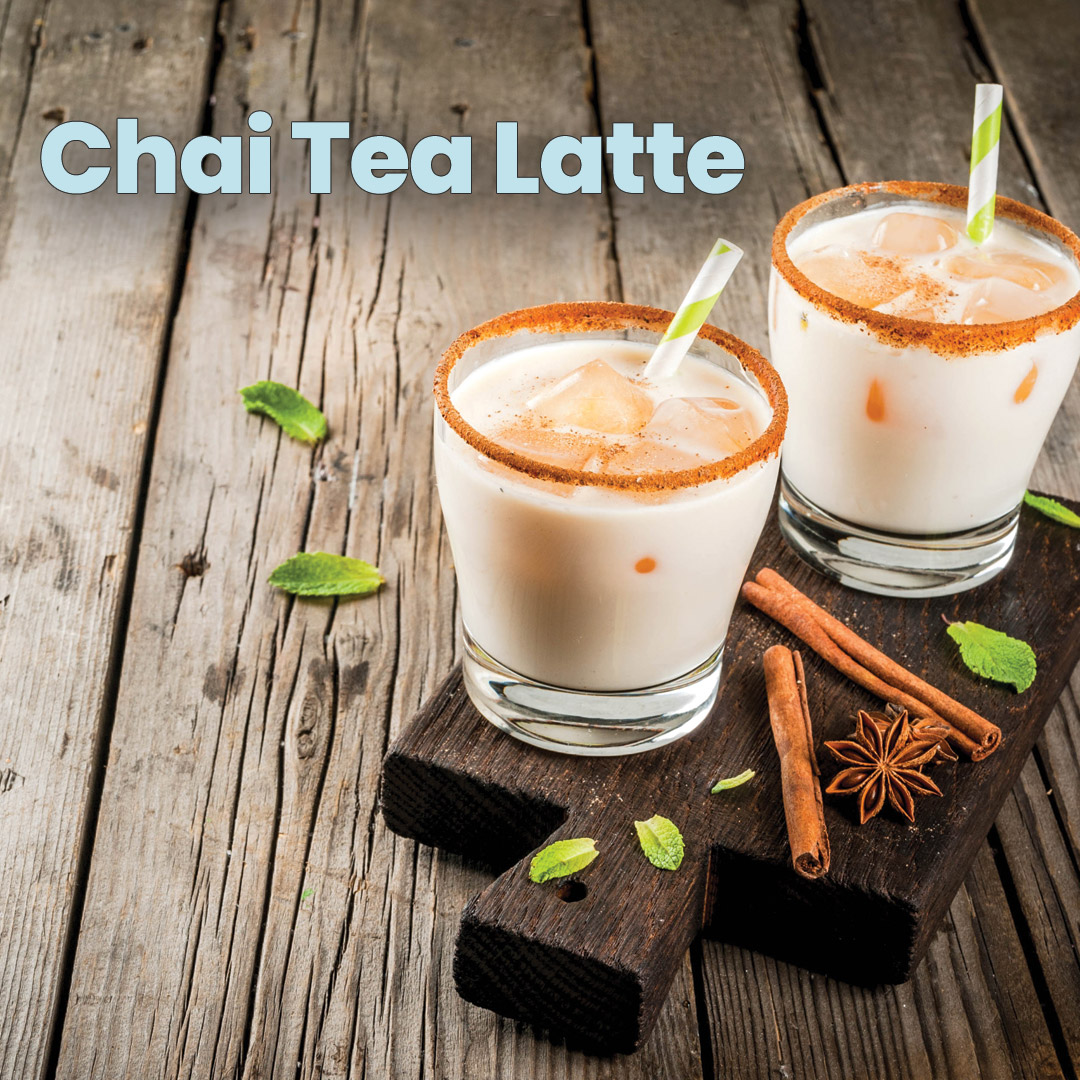 Make Your Own Starbucks-Inspired Chai
