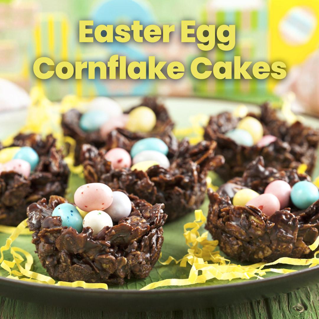 cornflake cakes