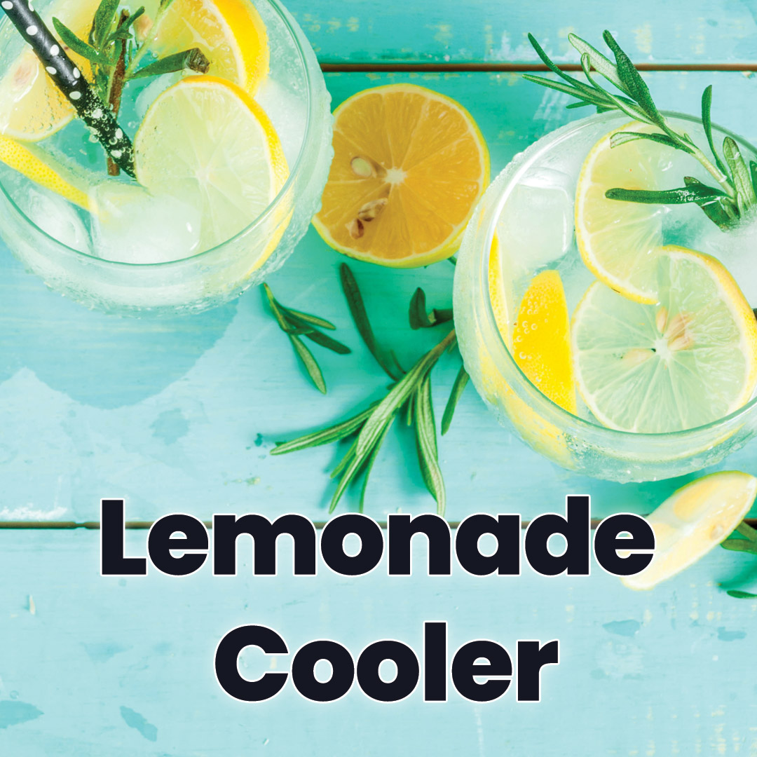Lemonade cooler