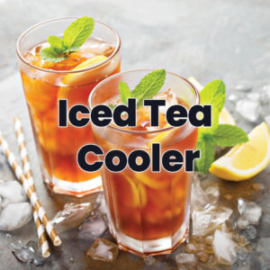 ice tea cooler