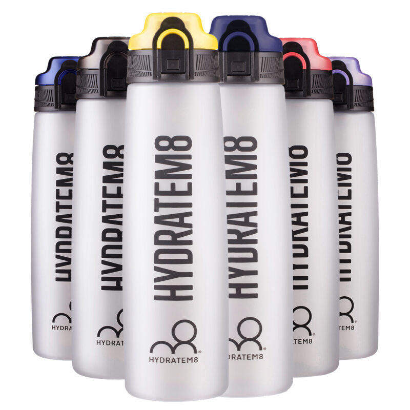 Hydration Tracker Water Bottles